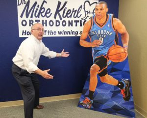 Michael-Kierl-Orthodontics-Dr-Mike-Kierl-Oklahoma-City-Pauls-Valley-El-Reno-OK-basketball